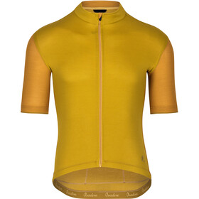 Isadore Signature Cycling 2.0 Maillot à manches courtes Homme, olive oil/chai tea